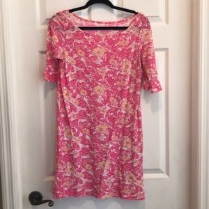Lilly Pulitzer Cassie T-shirt Dress Small